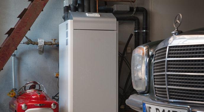 Sole-Wasser-Wärmepumpe im Gebäudebestand