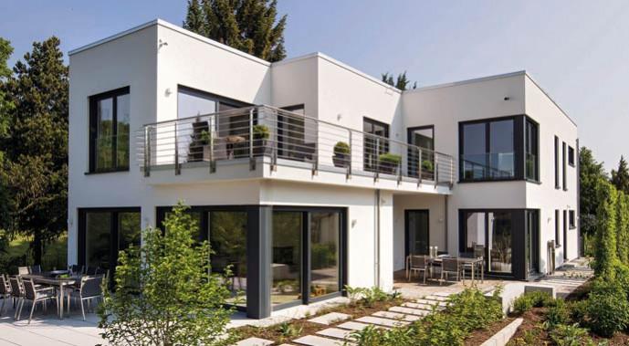 Leserhauswahl 2017 Gewinner-Häuser ab 350.000 Euro.