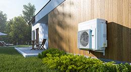 Hybrid-Wärmepumpe DAIKIN Altherma H Hybrid von Rotex