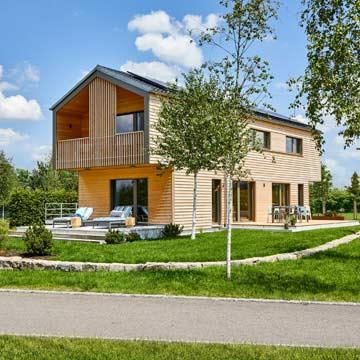 Haus Lichtblick von Bau-Fritz