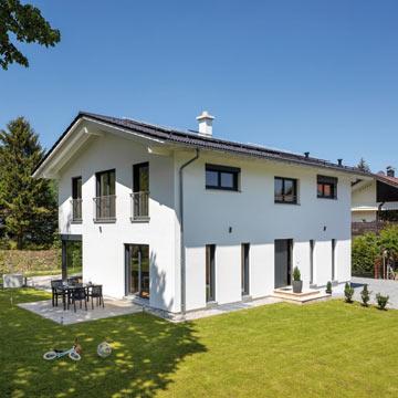 Haus Aschau von Regnauer Hausbau