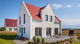 Außenansicht Haus Preuss von Baumeister-Haus