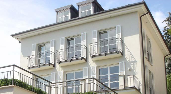 Wohnhaus in Stuttgart