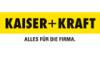 Unternehmenslogo KAISER+KRAFT Betriebs- und Büroeinrichtungen
