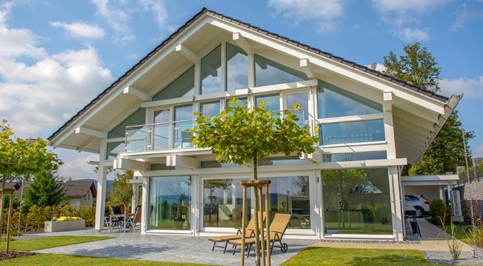 KD-Haus KD-244 Außenansicht