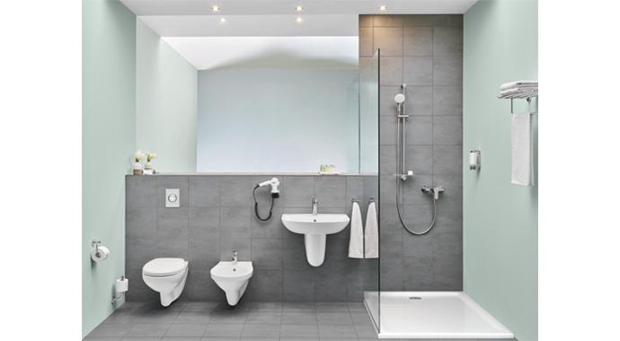 GROHE Duschwannen für moderne Badezimmer