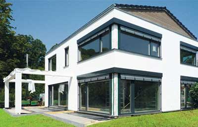 Musterhäuser von Lehner Haus | Hurra wir bauen