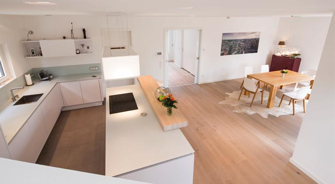 Fingerhaus küche  FingerHaus: Bauhaus-Unikat