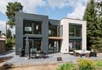 Solid-Haus Haus Oberpframmen Außenansicht
