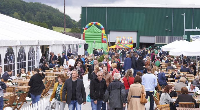Rensch-Haus Jubiläumsfeier zum 140sten