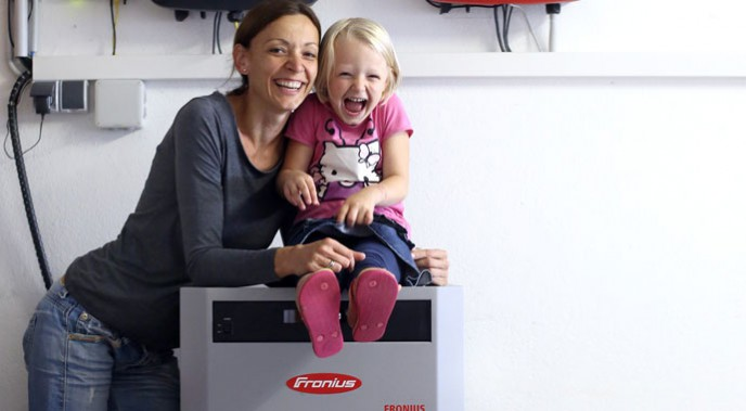 Fronius Energiespeicher Energy Package