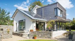 Außenansicht Haus Dublin von WeberHaus