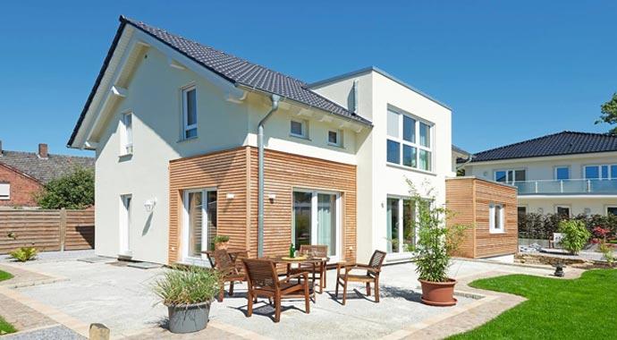 Fingerhut Haus R 100.10 Außenansicht