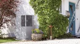 Luft-Wasser-Wärmepumpe LA 8 AS von Glen Dimplex