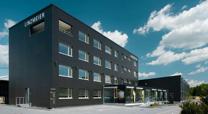 Firmenzentrale von Linzmeier