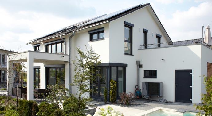 Steif Haus Haus Köln Außenansicht
