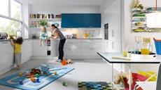 Familienküche Schüller Uni Gloss