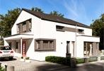 Bien-Zenker Einfamilienhaus Fantastic 162 V4 Außenansicht