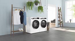 Wäschepflege mit Bosch