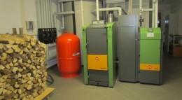 BAFA-Fördermittel gibt's für den Einsatz regenerativer Energien.